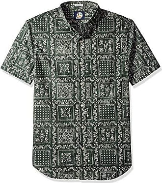 Reyn Spooner Mens Original Lahaina Spooner Kloth Tailored Fit Hawaiian Shirt