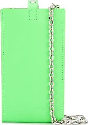 Ireneisgood Bolsa mini com logo - Verde