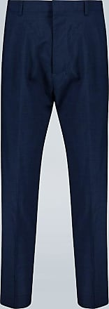 Ami Double-pleated wool pants