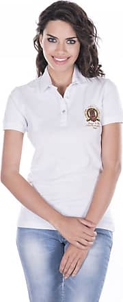 Giorgio Di Mare Womens Polo Shirt Short Sleeve
