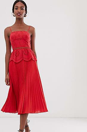 ec2e8b0188772b Robes Mi-Longues Asos® : Achetez jusqu''à −78% | Stylight