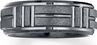 Kay Jewelers Triton Wedding Band Black Tungsten Carbide 8mm