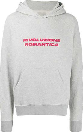 Paura Moletom Revolucione Romantica - Cinza