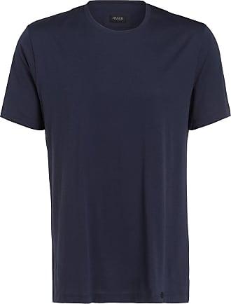 Hanro Lounge-Shirt NIGHT & DAY - DUNKELBLAU