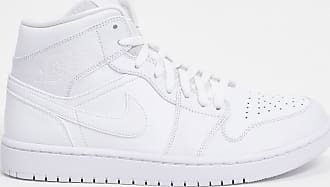 Nike Jordan Nike Air Jordan 1 Mid trainers in white