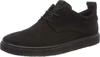 Ecco Crepetray Mens, Desert Boots, Black (Black 2001), 10.5/11 UK (45 EU)