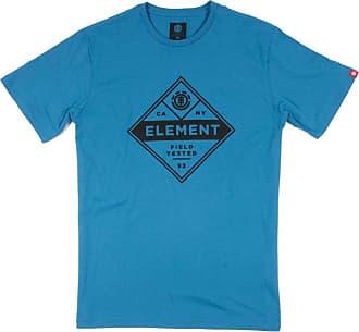Element Camiseta Element Aspect Ss Azul