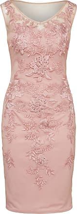 Abendkleid mascara rosa