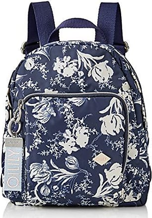 2737729c237 Oilily Dames Groovy Backpack Svz Rugzak, 9.0x26.0x22.0 cm