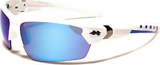 X Loop Polarised Cycling & Sporting Sunglasses for Adults - Unique Size - UV400 Protection - Running/Skiing/Snowboarding/Fishing/Cycling