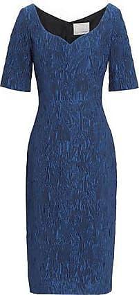 Jason Wu Jason Wu Woman Cloqué Dress Cobalt Blue Size 2