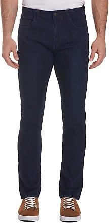 Robert Graham Mens Paseo Perfect Fit Jeans In Indigo Size: 29W by Robert Graham