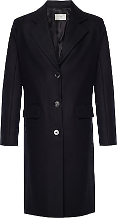 The Row Cut-out Coat Womens Black