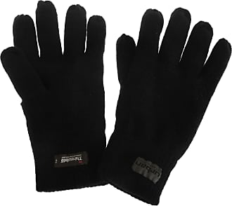 Result Unisex Thinsulate Lined Thermal Gloves (40g 3M) (L-XL) (Black)
