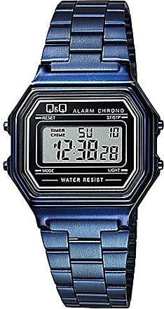 Q&Q Relógio Q&Q Vintage Unissex Azul M173J007Y