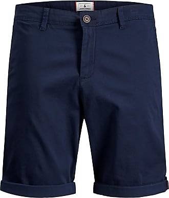 Perform Collection Stretch Chino Shorts - Navy