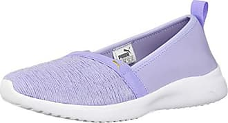 PUMA Adelina Slip On Women's Trainers in RosewaterSilver