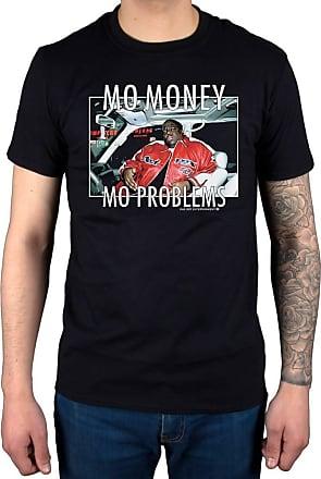 AWDIP Official Biggie Smalls Mo Money Mo Problems T-Shirt Black