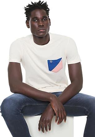 Iodice Camiseta Iódice Bolso Off-White