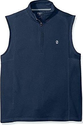 Izod Mens Water Proof Jacket, Club Blue, Medium