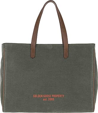 Golden Goose Shopping Bags - East West California Bag Green - green - Shopping Bags for ladies