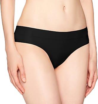 DKNY Womens Seamless Litewear Solid Thong Panties 8b357c190