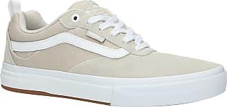 Vans Kyle Walker Pro Skate Shoes rainy day / true white