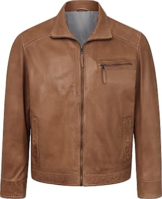 Peter Hahn Leather jacket Peter Hahn brown