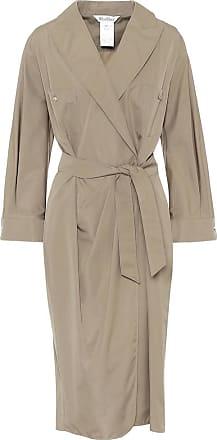 Max Mara Calia cotton wrap dress