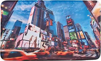 Zingz & Thingz Zingz and Thingz Times Square Nyc Floor Mat