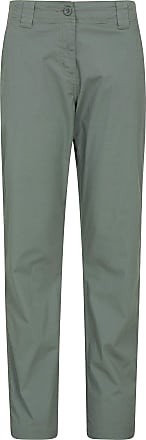 Mountain Warehouse Coast Stretch Womens Trousers - Lightweight Ladies Pants, 4 Way Stretch Winter Trousers, Convertible Design, Easy Care Bottoms - for Walking, Hiking K