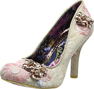 afc3969fcd7a Irregular Choice Womens Speak Easy Closed-Toe Heels