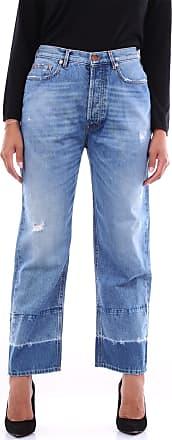 Pantaloni Torino Bootcut Blu jeans