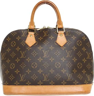 67688675a1887 Louis Vuitton gebraucht - Alma MM36 aus Canvas - Damen - Bunt   Muster -  Canvas