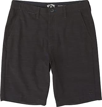 Billabong Crossfire Slub 21 - Submersible Shorts - Men - 34 - Black