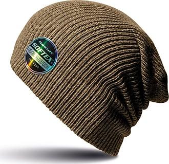 Result Winter Essentials Core Softex Beanie Hat (One Size) (Fennel)