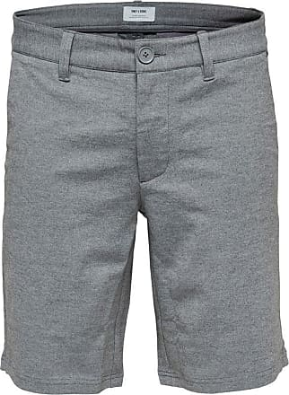Only & Sons Performance Shorts - Light Grey