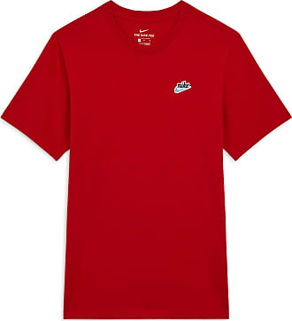 t shirt nike homme rouge