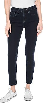 Zoomp Calça Jeans Zoomp Skinny Monica Azul