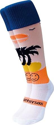 Wackysox Wackysox Tequila Sunrise Socks - size 12-14