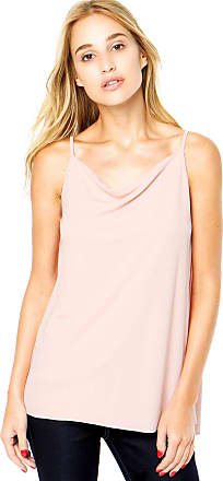 Finery Blusa Finery London Chester Slash Neck Cami Rosa