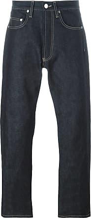 E. Tautz Calça jeans reta - Azul