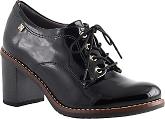 Piccadilly Oxford Feminino Piccadilly Verniz