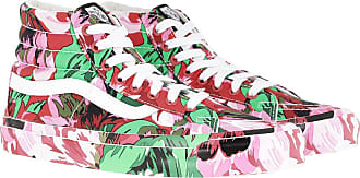 Kenzo Sneakers - Vans X Kenzo High Top Sneaker Medium Red - colorful - Sneakers for ladies