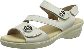 Padders Madeira, Womens Sling Back Sandals, Beige (34), 7 UK (40 EU)