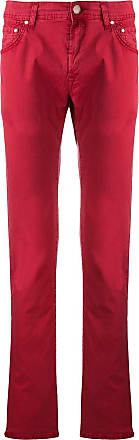 Jacob Cohen classic jeans - Red