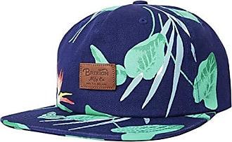 8394f2177595a Brixton Mens Grade II Unstructured Crown Medium Profile Snapback HAT