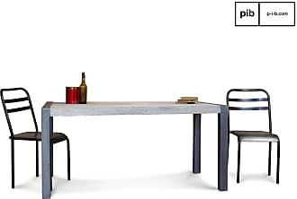 PIB Recycled teak rustic dining table