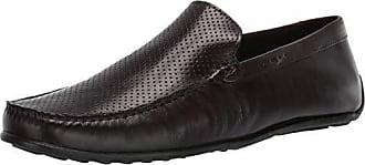 Donald J Pliner Mens Iggy Driving Style Loafer, Brown, 13 M US