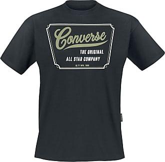 Converse Ivy Wordmark Tee - T-shirt - zwart